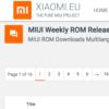 Xiaomi mi5 EuRom焼き