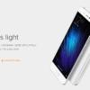 Xiaomi mi5 プラスエリア成功を確信しました。