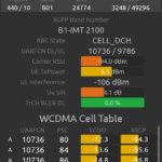 Xiaomi mi5 プラスエリアを掴んでいない模様