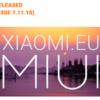 Xiaomi.eu 7.11.9 MIUI9.1のsmart Assistance が使えた