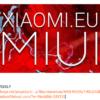 Xiaomi eu Weekly 8.2.1 1か月ぶりに更新!