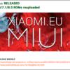 Xiaomi Eu Weekly 8.4.4 に更新しました